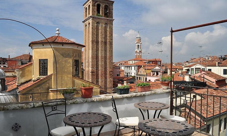 B B La Terrazza Dei Miracoli Venice